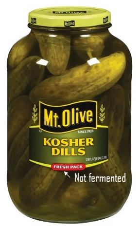 Are Pickles Fermented The Answer May Surprise You