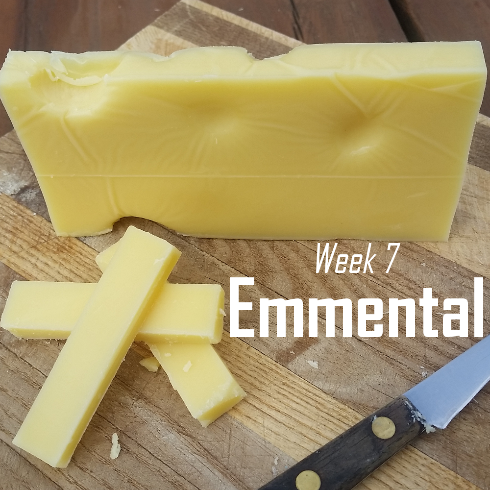Emmental Cheese Review - Cheese a Week #7